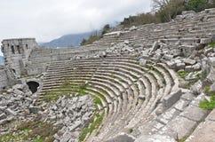 Termessos Theatre Royalty Free Stock Photo