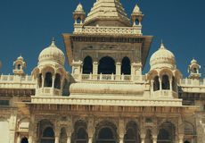 Ancient Place. Beautiful Jaswanthada, a historic monument Royalty Free Stock Photography