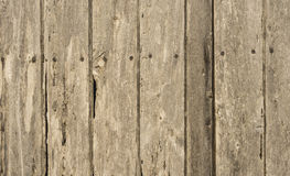 Ancient planks gray Stock Photography