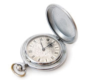 Ancient pocket watch Stock Image
