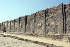 The ancient Pompei, Italy royalty free stock photos