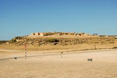 Ancient port Khor rawri, Salalah Stock Images