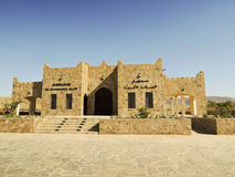 Ancient port Khor rawri Stock Image