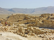 Ancient port Khor rawri Royalty Free Stock Photography