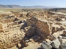 Ancient port Khor rawri Stock Photography