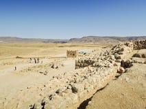 Ancient port Khor rawri Stock Photo