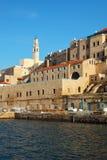 Ancient port Yaffo Stock Photo
