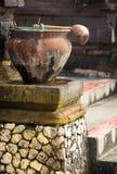 Ancient pot Royalty Free Stock Photos