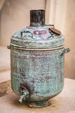 Ancient pot Royalty Free Stock Photography