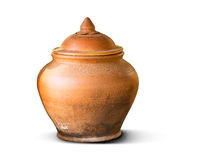 Ancient pottery Royalty Free Stock Photography