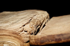 Ancient prayer book Royalty Free Stock Photography