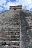 Kukulkan Pyramid stock photography