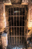 Ancient prison Stock Photography