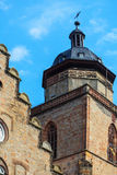 Ancient protestant church of Alsfeld, Germany Stock Image