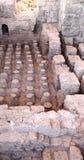 Ancient Public Bath House Stock Photo