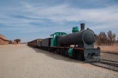 Ancient railway linking Turkey and Saudi Arabia Royalty Free Stock Photography