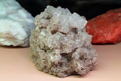 Ancient rare minerals Royalty Free Stock Photography