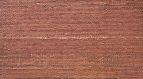 Ancient red brick wall texture Stock Image