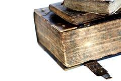 Ancient religion books Stock Image