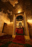 Ancient religious altar Stock Photography