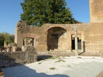 The ancient remains of a Roman city of Lazio - Italy 0156 Royalty Free Stock Photos