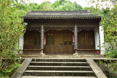 Ancient residential buildings in China Stock Images