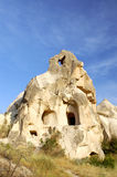 Ancient rock house in Cappadocia Stock Photography