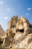Ancient rock house near Goreme Royalty Free Stock Image