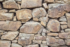 Ancient rock wall background Royalty Free Stock Photo