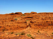 Outback Rock Wall Stock Image