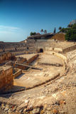 Ancient Roman amphitheater Royalty Free Stock Photography