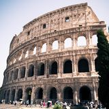 Ancient Roman Architecture, Historic Site, Landmark, Ancient Rome Royalty Free Stock Images