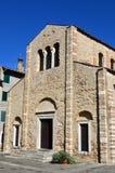 Ancient roman church Royalty Free Stock Photo