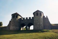 Ancient Roman citadel Royalty Free Stock Photos