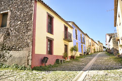 Ancient Roman city located in Caceres, Extremadura, Spain Stock Photography