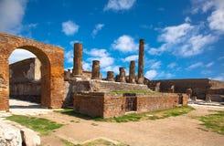 Ancient Roman city of Pompeii, Stock Photos