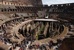 Ancient roman Colosseum Stock Photos
