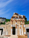 Forum of Brescia, Italy. Royalty Free Stock Photo