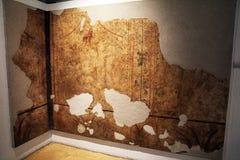 Lyon fresco stock photography