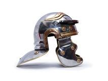 Ancient Roman Helmet Royalty Free Stock Photography