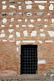Ancient roman house Royalty Free Stock Images