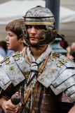 Ancient Roman legionnaire Stock Photography