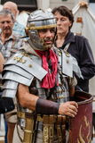 Ancient Roman legionnaire Royalty Free Stock Image