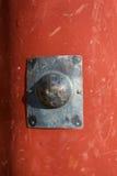 Ancient Roman military shield scutum Stock Photography
