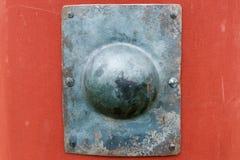 Ancient Roman military shield scutum Royalty Free Stock Photos