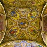 Ancient Roman mosaic Stock Photos
