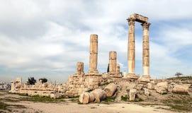 Ancient Roman remains Stock Photos