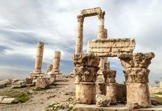 Ancient Roman remains Royalty Free Stock Photos