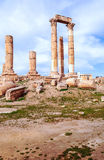 Ancient Roman remains Royalty Free Stock Photography