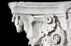 Ancient Roman Sculpture Royalty Free Stock Photos